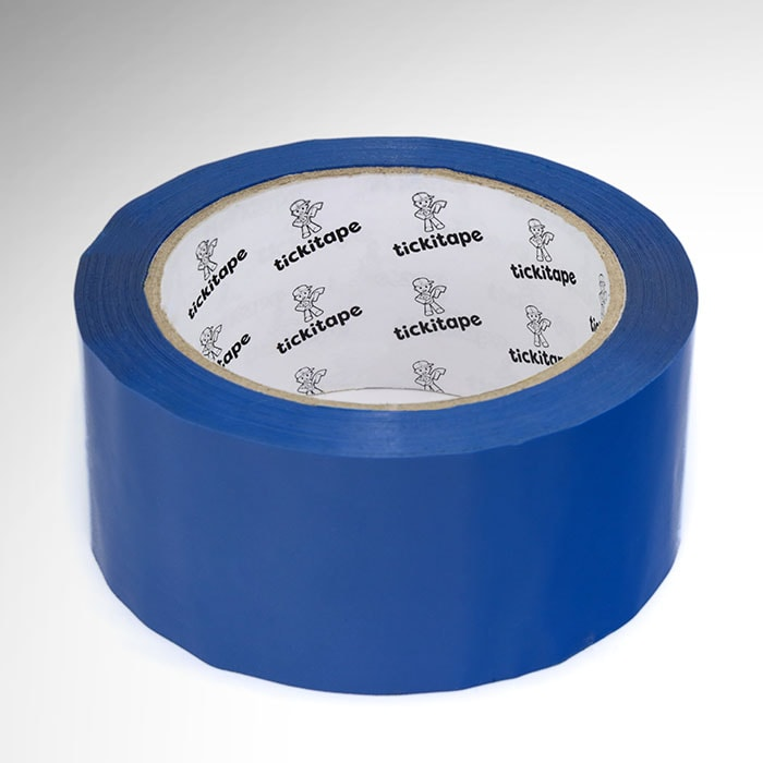 AS145 Coloured low noise packing polypropylene tape