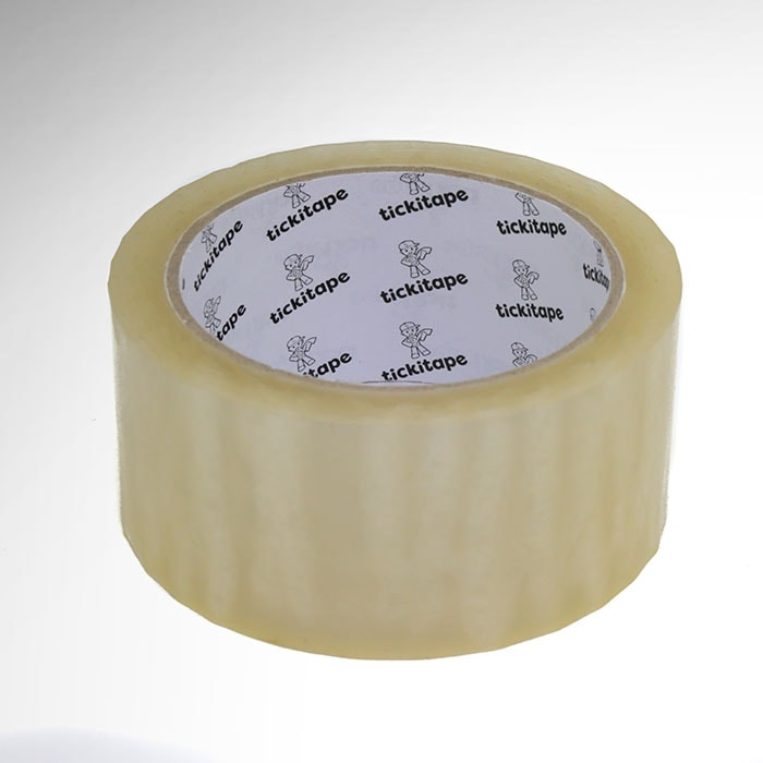 AS155 Carton sealing packaging polypropylene tape