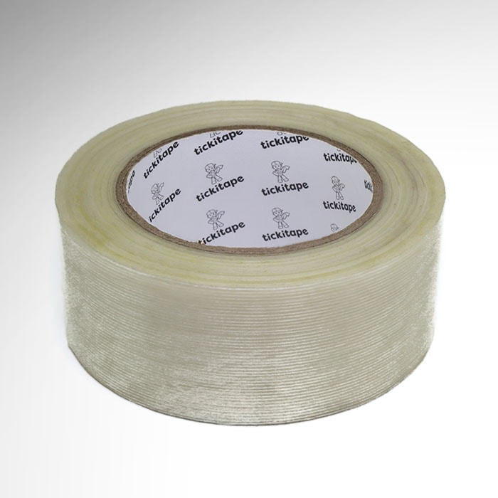AS160 Mono weave reinforced glass filament strapping tape