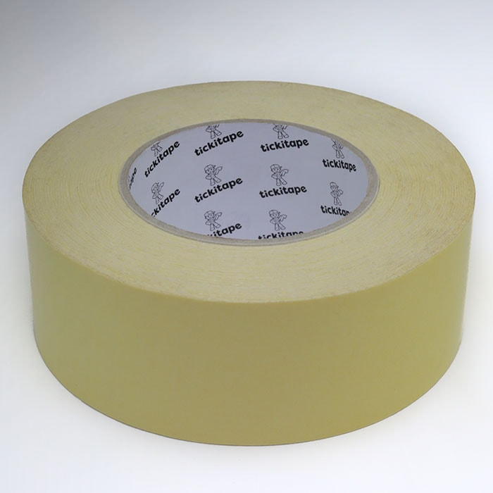 AS329 Double sided Polypropylene marquee cloth tape 50mm