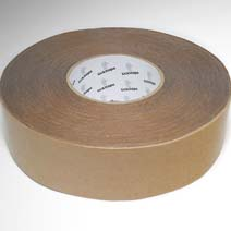 AS305 Double sided skirting board, impact tape
