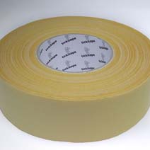 AS371 50mm x 50M Double sided Anti Plas, plasticiser free vinyl flooring tape